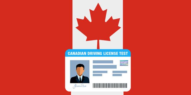 ترجمه گواهینامه رانندگی سفارت کانادا